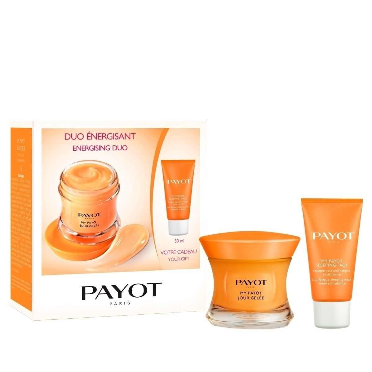 My Payot Duo Energisant Set