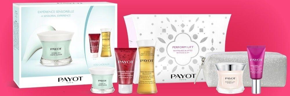 Payot Giftboxen
